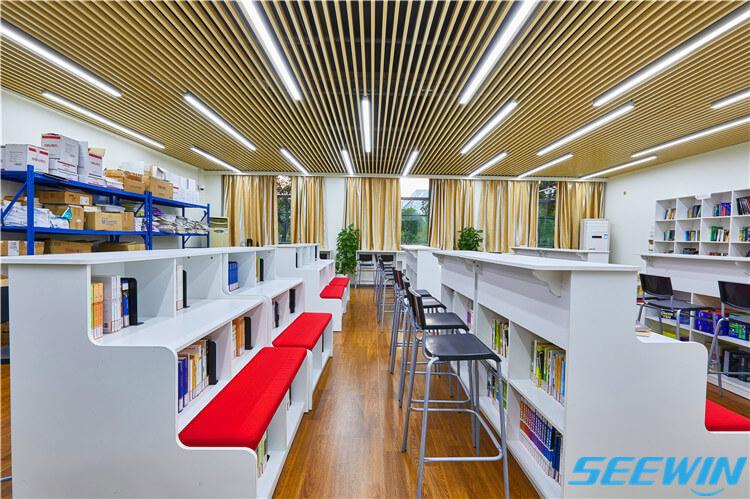 图书馆阅览桌椅
