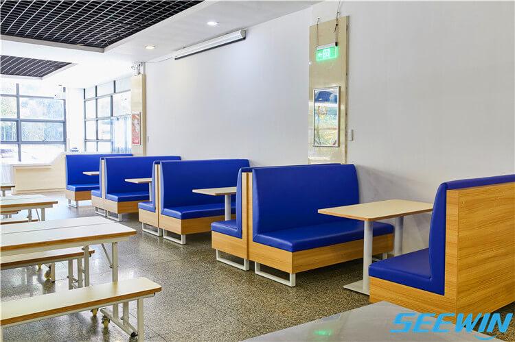 中小学学生餐厅食堂餐桌椅
