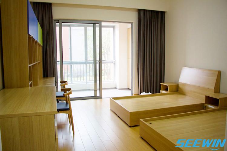 学生宿舍公寓单人床