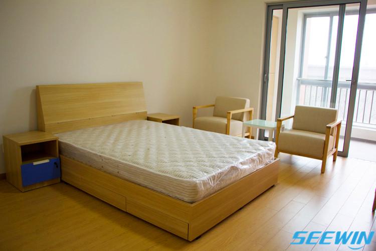 学生宿舍公寓双人床