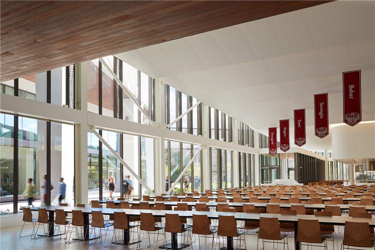 美国芝加哥大学-餐厅