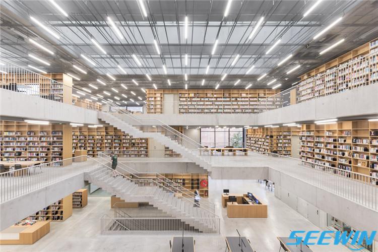 图书馆家具