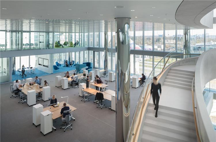 默克科技创新中心-行政空间