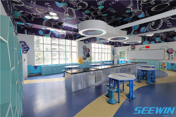 创客教室家具