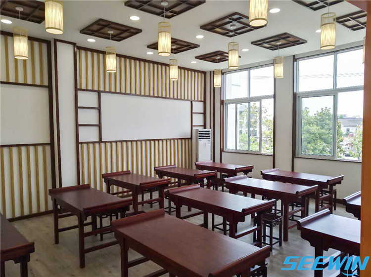 书法教室家具