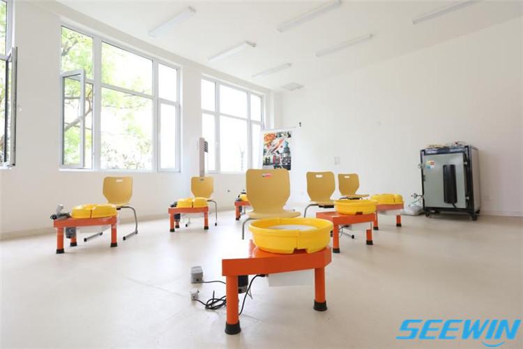 陶艺教室家具