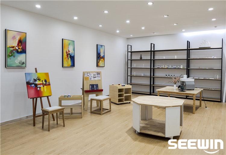 美术教室家具