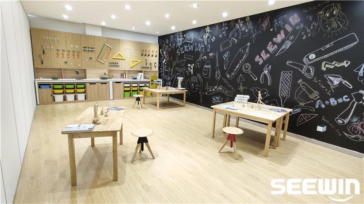 木工教室家具